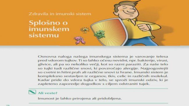Krepitev imunskega sistema