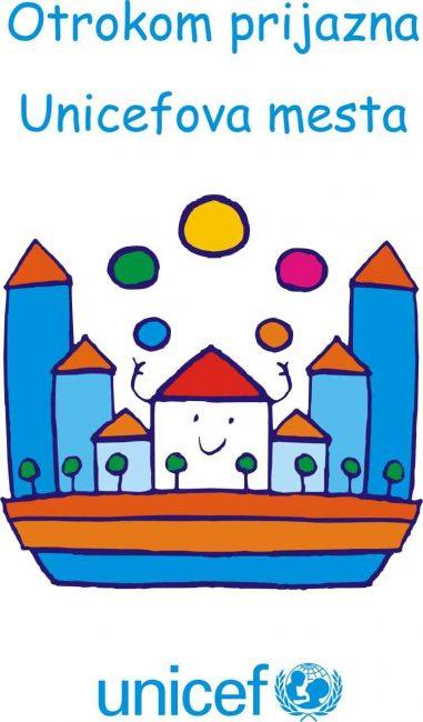 Otrokom prijazno Unicefovo mesto