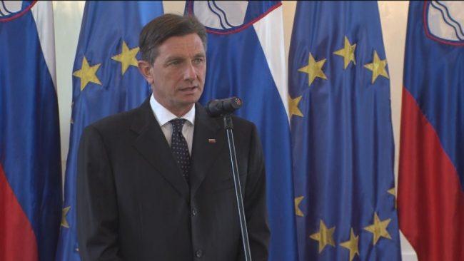 Borut Pahor zmagal na predsedniških volitvah