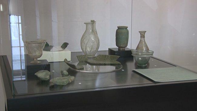Rimsko steklo Petovione