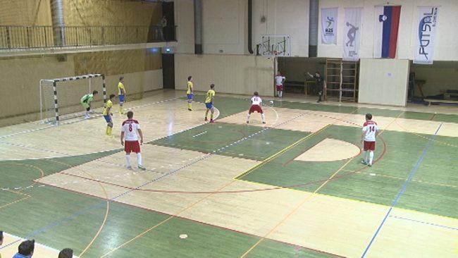 Nov poraz ptujskih igralcev futsala