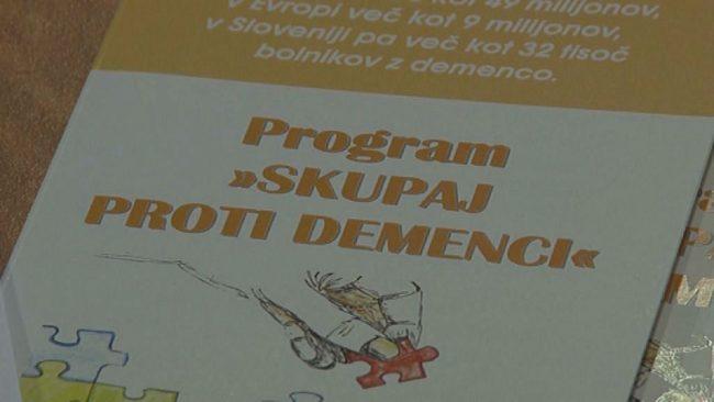 Program Skupaj proti demenci