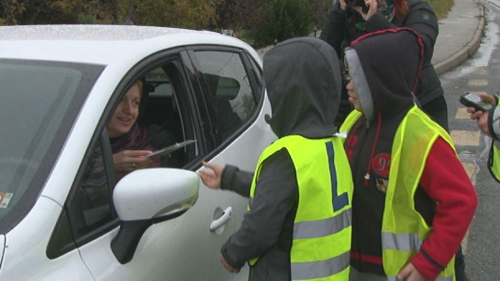 Preventivna akcija Otroci za varnost v prometu