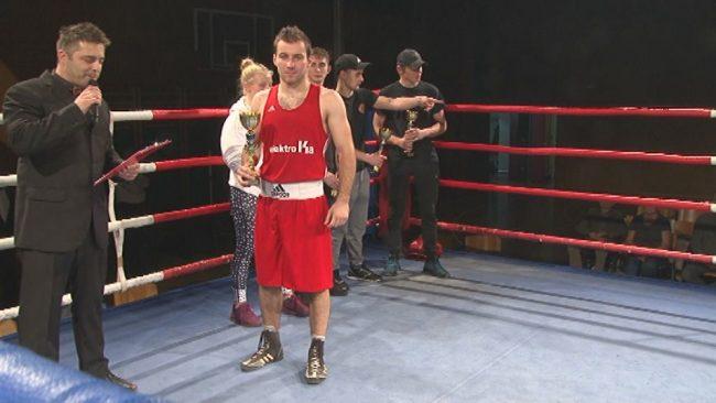 Leon Lovrec zmagovalec Zlate rokavice