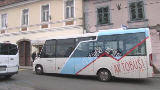 Mestni avtobus vozi tudi do pokopališča