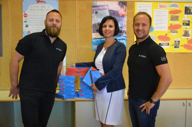 Intera prvo slovensko podjetje v mreži Pledge 1%