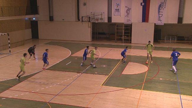 Poetovio prvaki lige v malem nogometu