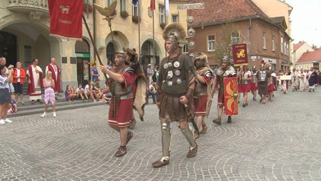 Ob pustni zanimiva tudi rimska zgodba