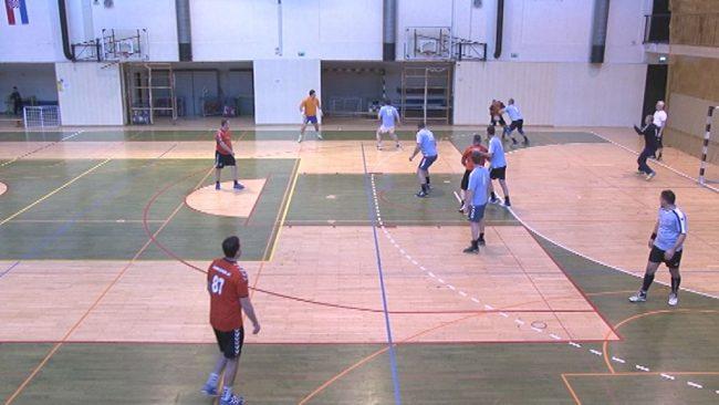8. Kurentov rokometni turnir za veteranske ekipe