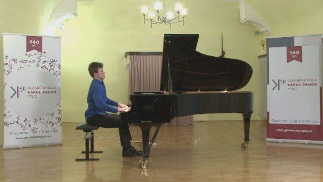Klavirski koncert Urbana Staniča