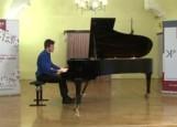 Klavirski koncert: Urban Stanič