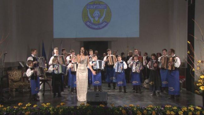 Soroptimiste pripravile velik koncert ob dnevu žena