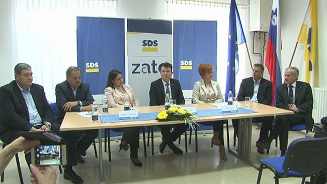 SDS-ovi kandidati za Državni zbor