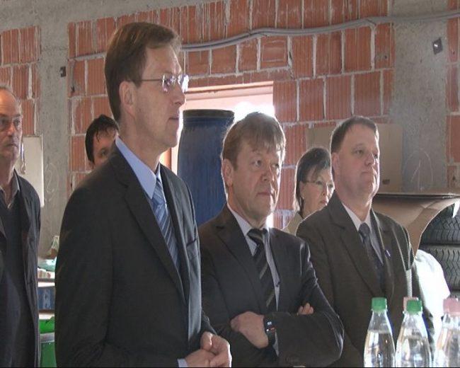 Miro Cerar obiskal uspešna podjetja na Ptuju