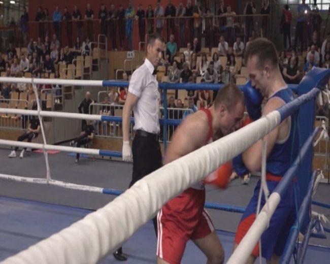 Državno prvenstvo v boksu