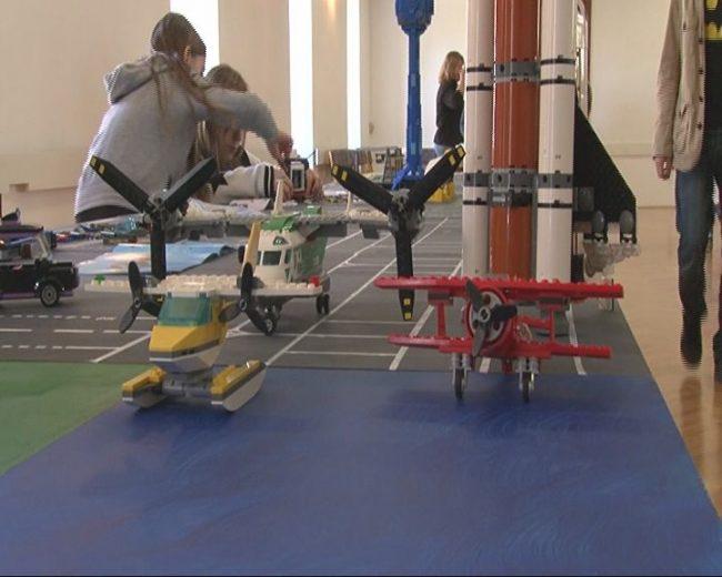 Lego kocke delavnice