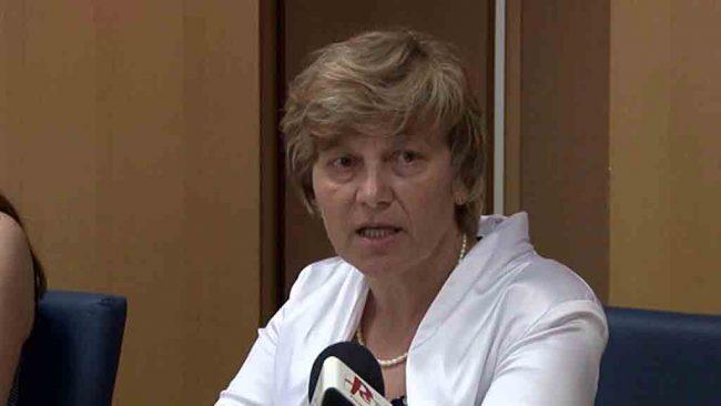 Predstavila se je nova direktorica ptujske bolnišnice Anica Užmah