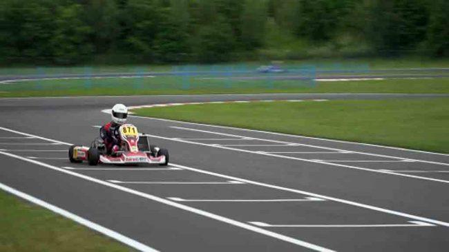AMD Ptuj zmagal na prvi dirki na novem dirkališču v Slovenja vasi