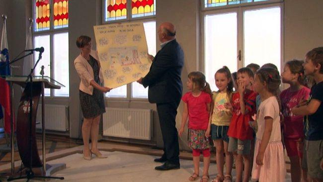 Dan odprtih vrat Mestne občine Ptuj za otroke