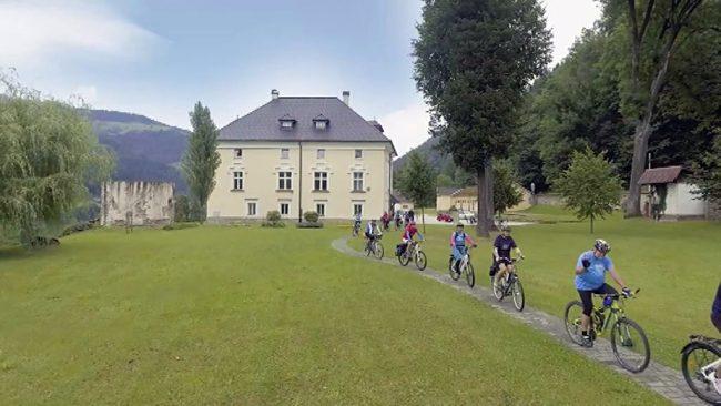 Nov oddsek Dravske kolesarske poti