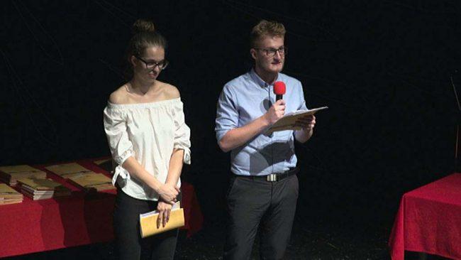 Podelitev maturitetnih spričeval na Gimnaziji Ptuj