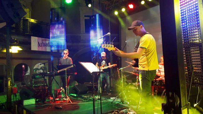 Koncert skupine Popperkeg
