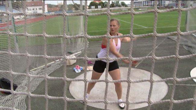Veronika Domjan sedma na sredozemskih igrah