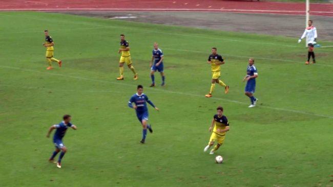Roltek Dob premagal nogometaše Drave