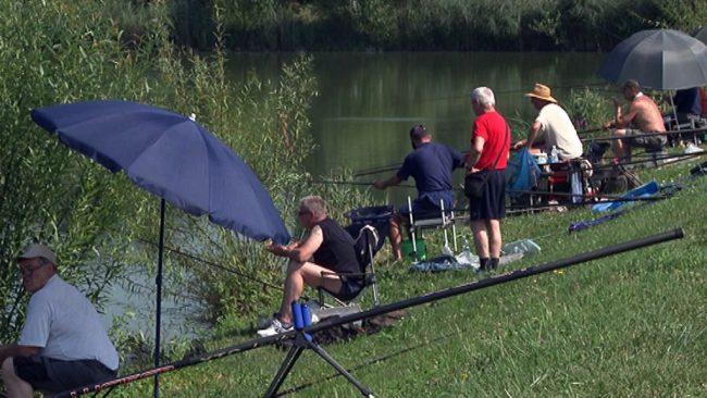 Tekmovanje v lovu rib s plovcem Ptuj 2018