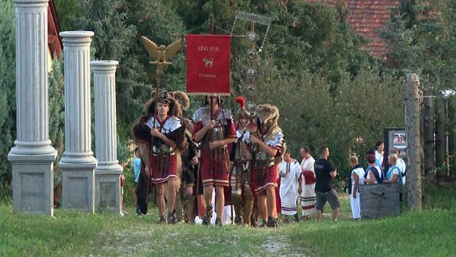 XI. Rimske igre