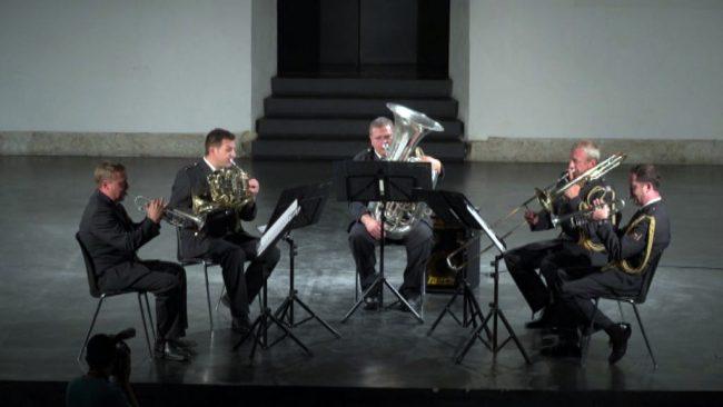 Koncert orkestra Slovenske vojske
