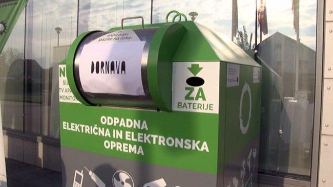 E-cikliranje v Dornavi