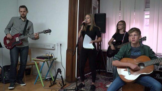Nova glasbena šola Instrumentalko