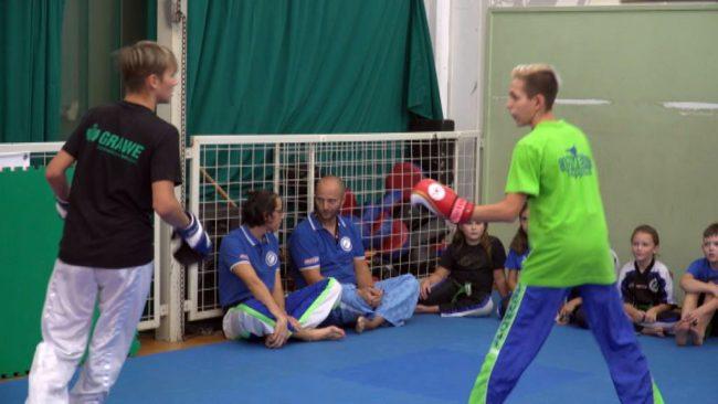 Uspešni mladi ptujski tekmovalci v kickboksu