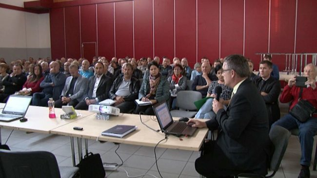 Predstavitev projektne dokumentacije ureditve državne ceste Ptuj–Spuhlja