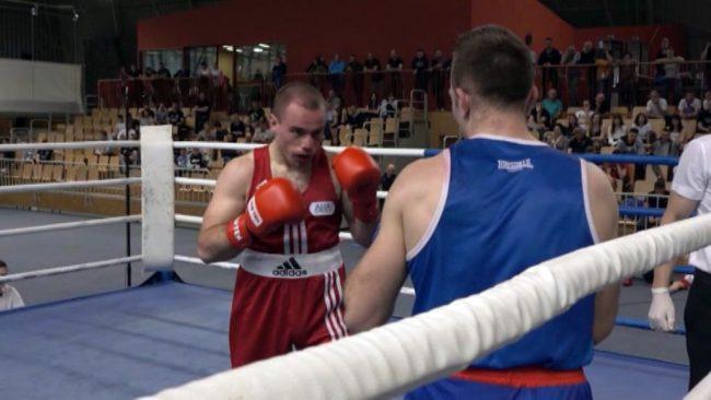 Zmaga boksarja Aljaža Venka na Nizozemskem