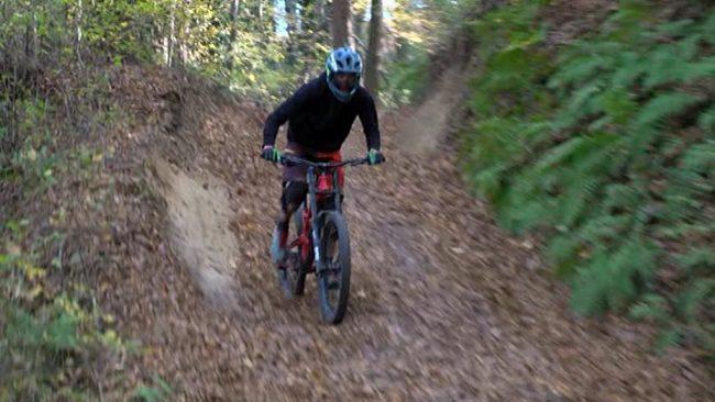 Nova downhill proga na Ptuju