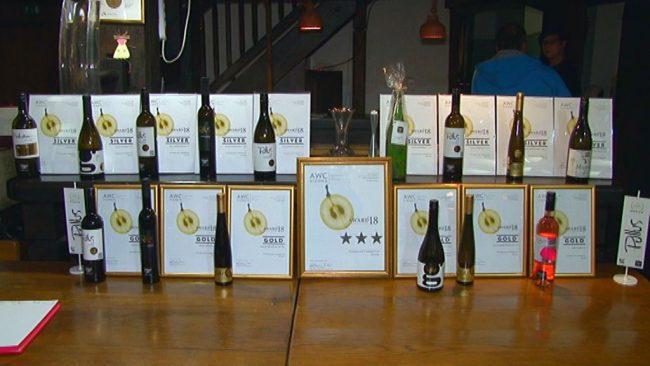 Ptujska klet, najboljši slovenski vinar že sedmo leto zapored