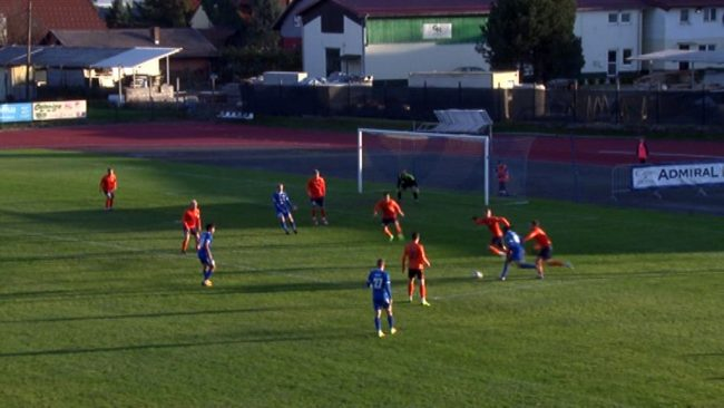 Zmaga nogometašev Drave na zadnji letošnji domači tekmi