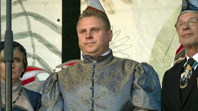 Darko Cafuta – 17. princ ptujskega karnevala