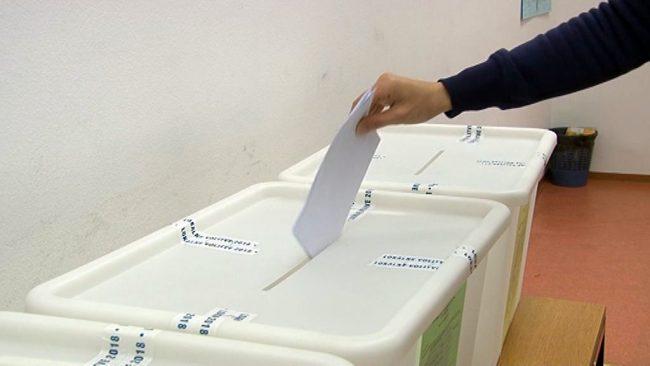 Predčasno glasovanje