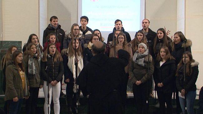 Karitasov dobrodelni koncert na Ptuju