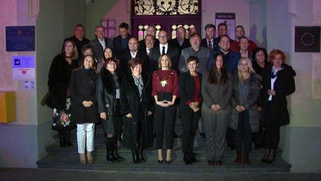 1. redna (konstitutivna) seja Mestnega sveta Mestne občine Ptuj