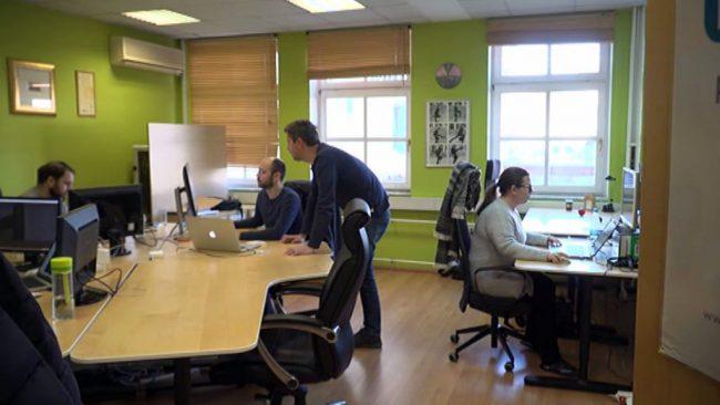 Dan odprtih vrat slovenskih startup in tehnoloških podjetij