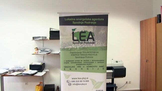 Lokalna energetska agentura Spodnje Podravje v letu 2018