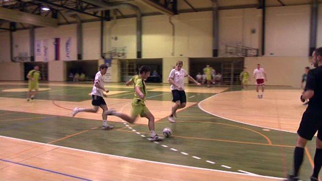 Futsal club Virtuozi Destrnik zmagovalci lige malega nogometa