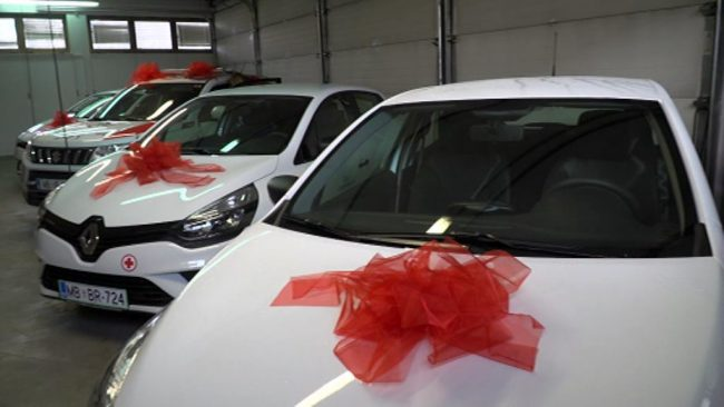 Štiri nova vozila za Zdravstveni dom Ptuj