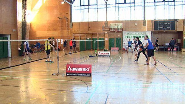 Badminton turnir Ptuj Open 2019