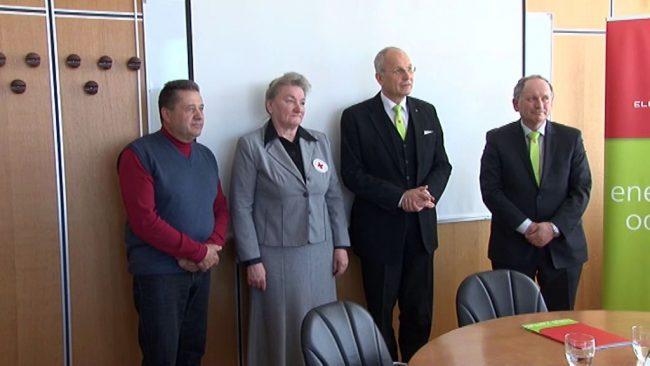 Elektro Maribor predstavil rezultate dela in predali donaciji