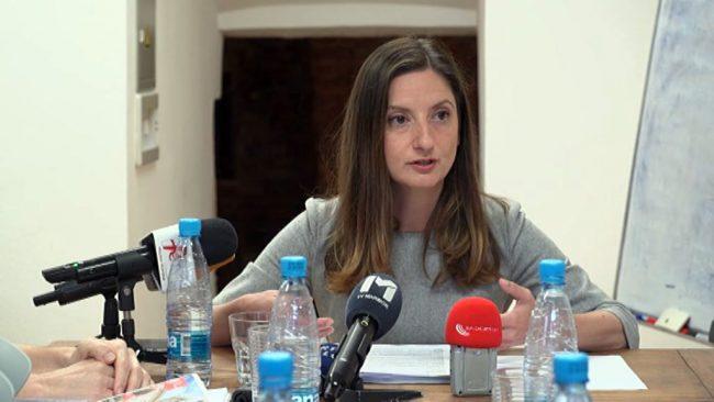 Katja Gönc zaprosila za razrešitev z mesta direktorice